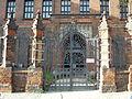 Gdańsk dawny klasztor franciszkanów (wejście z ulicy Rzeźnickiej).JPG