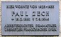 Gedenktafel Naumannstr 78 (Schö) Paul Zech.jpg