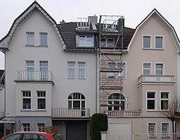 Geibelstraße in Düsseldorf