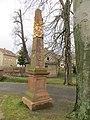 Geithain, kursächsische Distanzsäule im Stadtpark (2).jpg