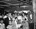 Gene Autry personal appearance in Miami 1952.JPG