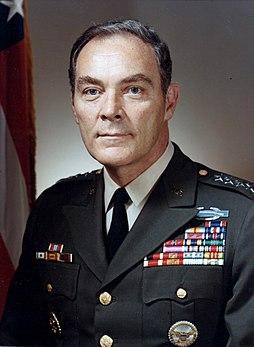 Alexander Haig Former U.S. Secretary of State and U.S. Army general