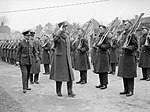 General Charles de Gaulle inspects RAF personnel, March 1942. CH5119.jpg