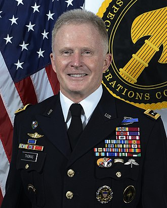 Raymond A. Thomas - General Raymond A. Thomas Commander, United States Special Operations Command