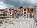 Genova, palazzo reale, terrazza 02.JPG