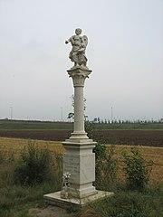Schutzengelkreuz in Unterlaa
