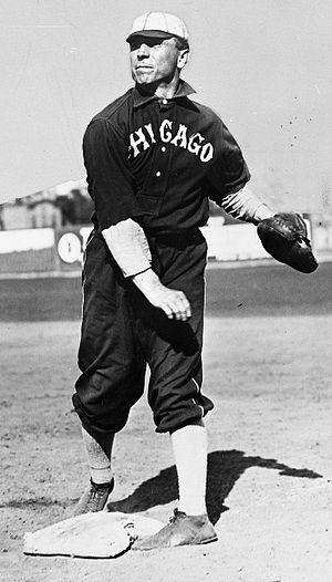 George Davis (baseball) - Image: George Davis White Sox