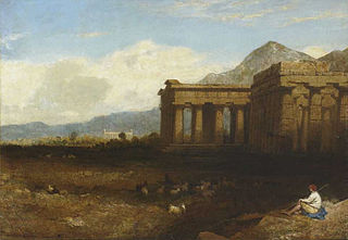 The Temples in the Plain of Paestum