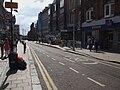 George Street tramstop eastern entrance.JPG