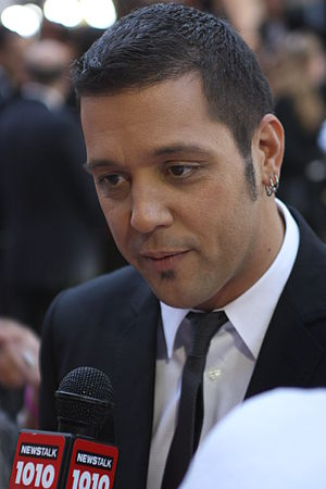 George Stroumboulopoulos - George Stroumboulopoulos (photo credit: Mark Dunne, 2010)