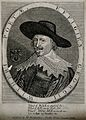 George Wither. Line engraving after J. Payne, 1669. Wellcome V0006333.jpg