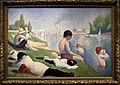 Georges seurat, bagnanti ad asnières, 1884, 01.jpg