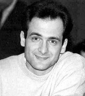 Hero of Ukraine - Georgiy Gongadze, journalist, founder of a popular Internet newspaper Ukrayinska Pravda, who was kidnapped and murdered in 2000