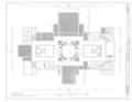 Georgia State Capitol, Capitol Square, Atlanta, Fulton County, GA HABS GA,61-ATLA,3- (sheet 5 of 52).png