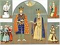 Georgie au XVI siecle. Alexandre, roi des rois,1417-1442.jpg