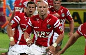 Geraint Davies (rugby league) - Image: Geraint Davies