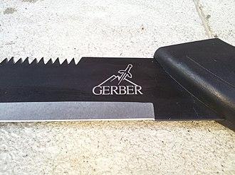 Gerber Legendary Blades - Image: Gerber logo