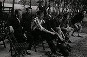 German Olympic football squad 1952
