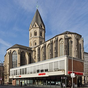 St. Andrew's Church, Cologne