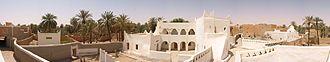 Ghadames, an oasis in Libya