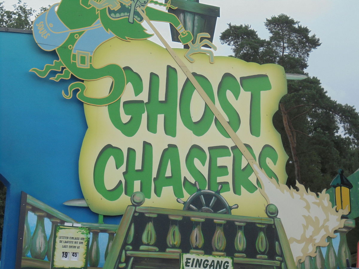 Ghost Chasers - Wikipedia  Spook