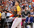 Giancarlo Stanton competes in final round of the '16 T-Mobile -HRDerby (28568339415).jpg
