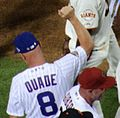 Gibson and Quade at 2011 Major League Baseball All-Star Game.jpg
