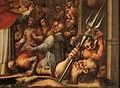 Giorgio vasari e aiuti, eugenio IV sbarca a livorno per rifugiarsi a firenze, 1563-65, 06.jpg