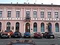 Glück house, Hősök Square side, 2017 Nyíregyháza.jpg