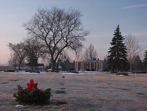 Glen Eden Lutheran Memorial Park - Image: Glen eden cem 01rs