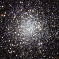 Messier 9 by Hubble Space Telescope