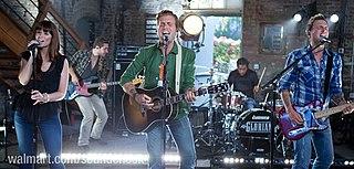 Gloriana (band) band