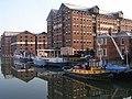 Gloucester Docks - geograph.org.uk - 694144.jpg