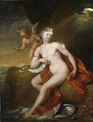 Venus at her Toilet