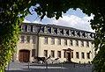 Goethe Haus in Weimar-Frontseite mit Kutsche.jpg