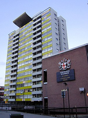 Golden Lane Estate - Great Arthur House