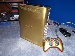 An example of an xbox 360 case mod