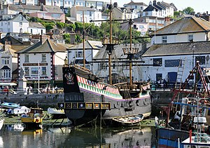 Golden Hind replica in Brixham.jpg