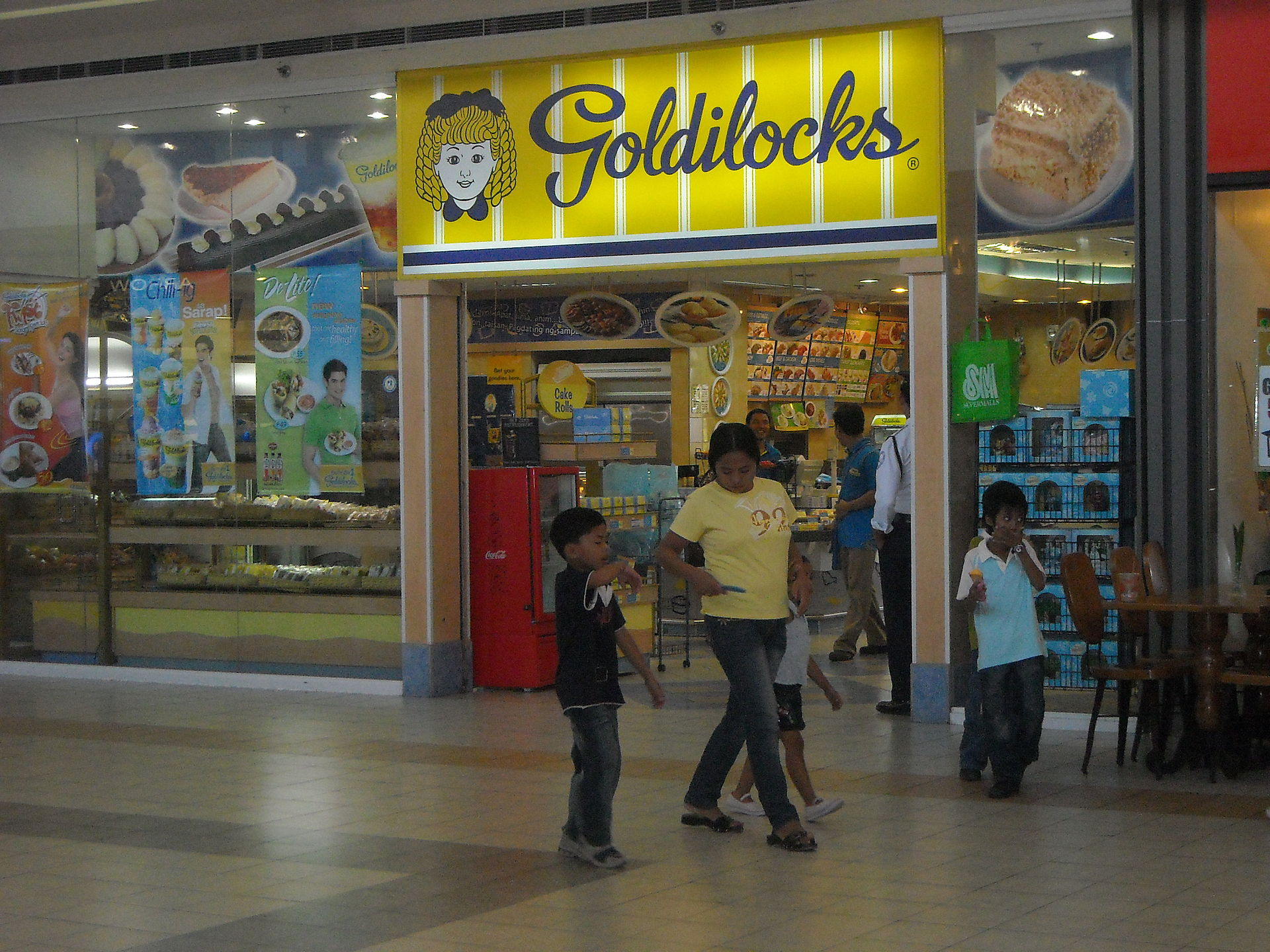 Goldilocks Bakeshop Wikipedia