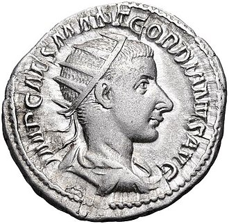 Gordian III - Antoninianus of Gordian III