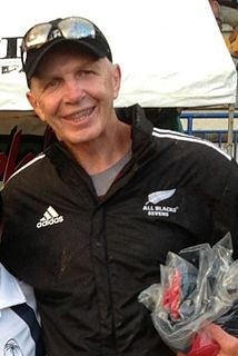 Gordon Tietjens New Zealand rugby union coach