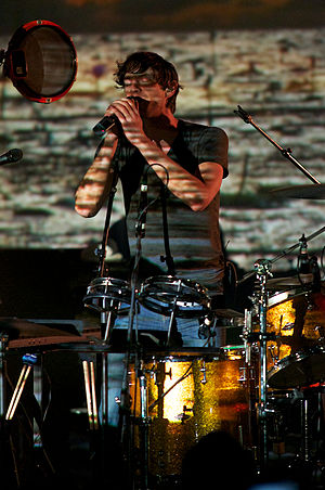 Gotye - Gotye in Montreal on 30 March 2012