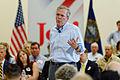 Governor of Florida Jeb Bush at TurboCam, Barrington, New Hampshire on August 48th by Michael Vadon.jpg