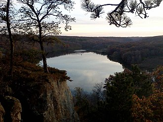 Governor Dodge State Park - Wikipedia