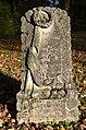 Grabstein für den Sozialdemokraten Heinrich Loges auf dem Stadtteilfriedhof Lindener Berg in Hannover.JPG