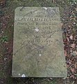 Gracehill Moravian Cemetery God's Acre near Ballymena marked Marie E G Hasse.jpg