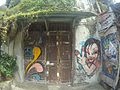 Graffiti at chapel road Bandra 2015.jpg