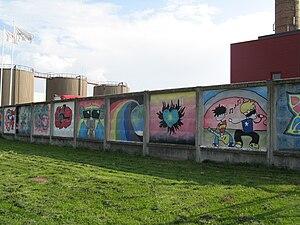 Keila - Graffiti in Keila.