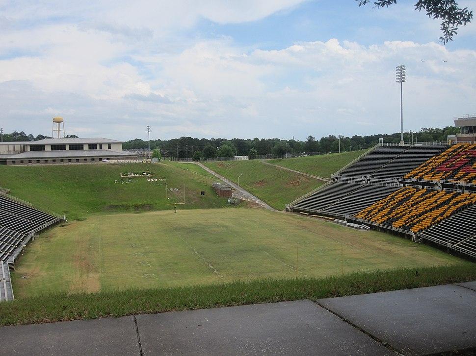 Grambling State University football stadium IMG 3656