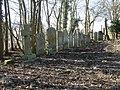 Gravestones, Caldecote - geograph.org.uk - 1162323.jpg